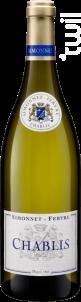 Chablis - Simonnet Febvre - 2016 - Blanc