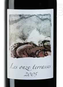 Onze Terrasses - Domaine Lafage - 2015 - Rouge
