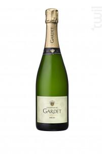 DEMI-SEC - Champagne Gardet - Non millésimé - Effervescent