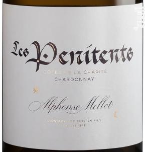 Les Pénitents - Alphonse Mellot - 2015 - Blanc