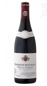 Chassagne Montrachet 1er Cru Clos Saint Jean - Domaine Ramonet - 2016 - Rouge