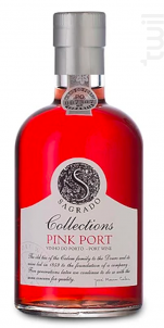Porto Pink Collection - Quinta do Sagrado - Non millésimé - Rosé