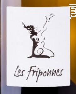 Les Friponnes - Domaine Gilles Berlioz - 2017 - Blanc
