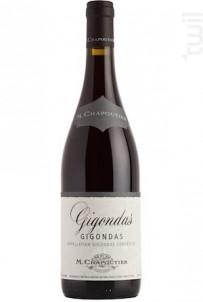 Gigondas - Maison M. Chapoutier - 2016 - Rouge