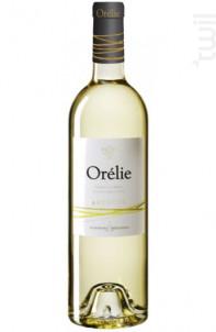 Orélie - Vignerons Ardéchois - 2018 - Blanc
