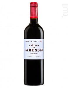 Château Camensac - Château de Camensac - 2006 - Rouge