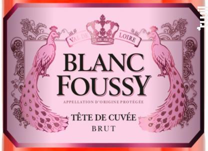 BLANC FOUSSY - BLANC FOUSSY TETE DE CUVEE ROSE