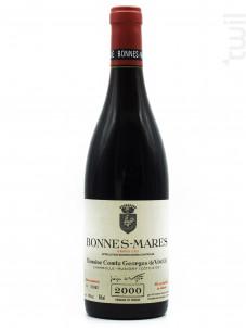Bonnes-Mares Grand Cru - Domaine Comte Georges de Vogüé - 2000 - Rouge
