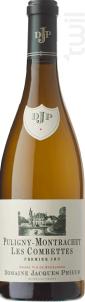 Puligny-Montrachet Les Combettes 1er Cru - Domaine Jacques Prieur - 2017 - Blanc
