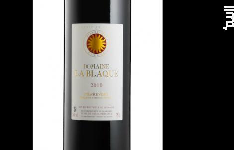 Domaine La Blaque - Domaine La Blaque - 2018 - Rouge