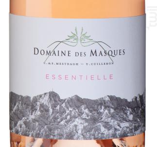 Essentielle Rosé - Domaine des Masques - 2020 - Rosé