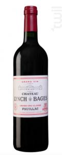 Château Lynch-Bages - Château Lynch-Bages - 2013 - Rouge