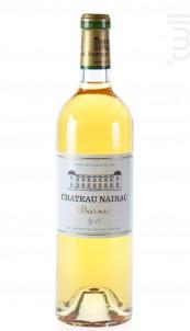Château Nairac - Château Nairac - 2010 - Blanc