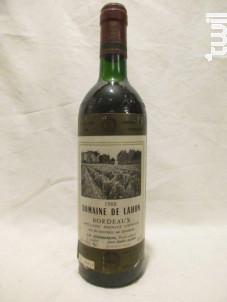 Domaine De Lahon - Domaine de Lahon - 1988 - Rouge