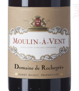 Domaine de Rochegrès - Albert Bichot - 2017 - Rouge