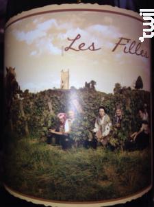 Les Filles - Domaine Gilles Berlioz - 2018 - Blanc