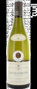 Corton Grand Cru - Comte Senard - 2013 - Blanc