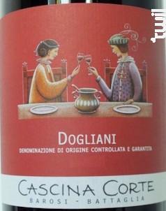 Dogliani - Cascina Corte - 2018 - Rouge