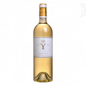 Y d'Yquem - Château d'Yquem - 2014 - Blanc
