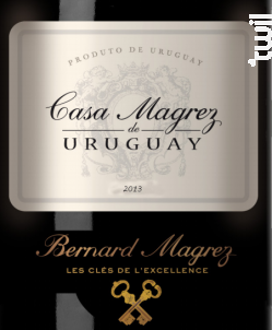 Casa Magrez de Uruguay - Bernard Magrez - 2016 - Rouge