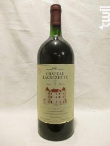 Château Lagrezette - Château Lagrézette - 1985 - Rouge