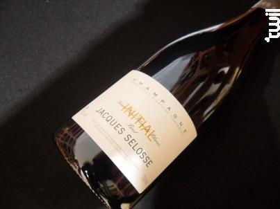 Brut Initial - Champagne Jacques Sélosse - Non millésimé - Effervescent