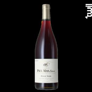 Pinot Noir Réserve Estate - Les Domaines Paul Mas - 2019 - Rouge