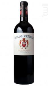 Clos de l'Oratoire - Vignobles Comtes Von Neipperg - 2014 - Rouge