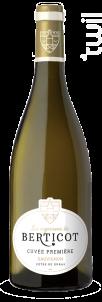 Cuvée Première Sauvignon - Berticot - 2019 - Blanc