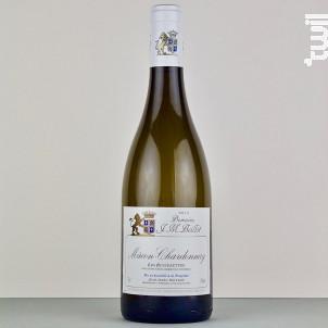 Les Busserettes - Domaine Jean-Marc Boillot - 2016 - Blanc
