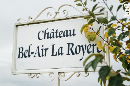 Château De Bel-Air La Royère - Château Bel-Air La Royère - 2014 - Rouge