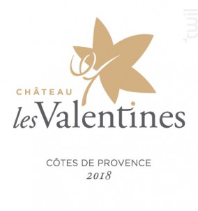 Château Les Valentines - Château les Valentines - 2018 - Rosé