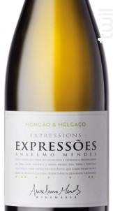 Anselmo Mendes Expressoes - Anselmo Mendes - 2016 - Blanc
