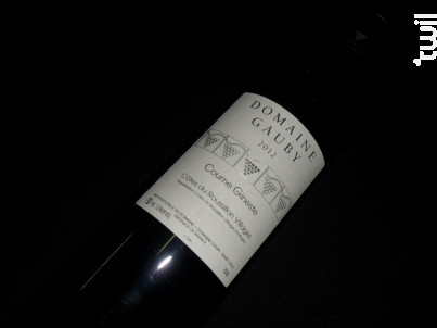 Coume Gineste - Domaine Gauby - 2012 - Rouge