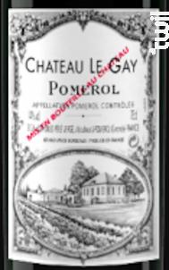 Château Le Gay - Château Le Gay - 2014 - Rouge