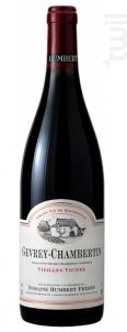 Gevrey-Chambertin Vieilles Vignes - Domaine Humbert Frères - 2016 - Rouge