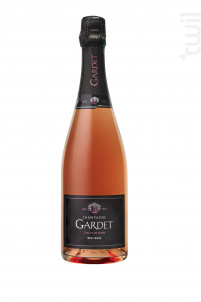 Brut Rosé - Champagne Gardet - Non millésimé - Rosé