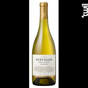 Napa Valley Chardonnay - Beringer Vineyards - 2015 - Blanc