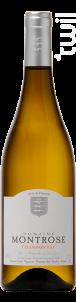 Chardonnay - Domaine Montrose - 2017 - Blanc