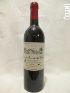 Château Lalande Borie - Château Lalande Borie - 1988 - Rouge