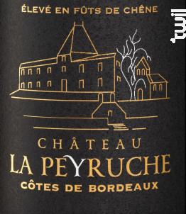 Fût de Chêne - Château La Peyruche - 2017 - Rouge