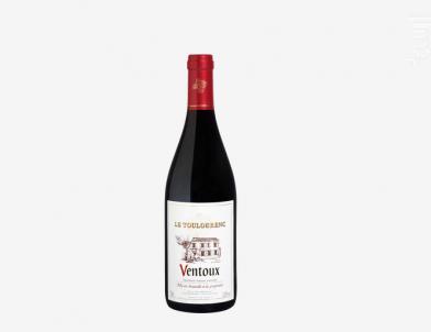 Le Toulourenc - TerraVentoux - 2018 - Rouge