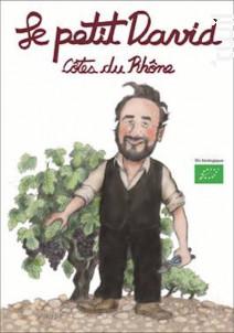 Le Petit David - Vignobles David - 2017 - Rouge