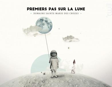 Premiers Pas sur la Lune - Domaine Sainte Marie des Crozes - 2018 - Blanc