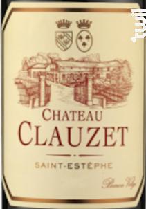 Château Clauzet - Château Clauzet - 2017 - Rouge