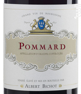 Pommard - Albert Bichot - 2012 - Rouge