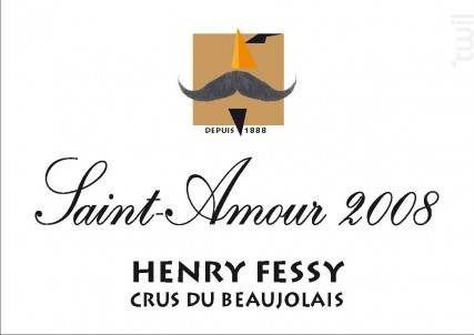 Saint Amour - Domaine Henry Fessy - 2015 - Rouge
