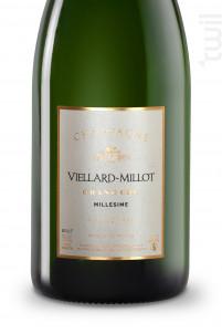 Brut Grand Cru Millésimé - Champagne Viellard-Millot - 2012 - Effervescent