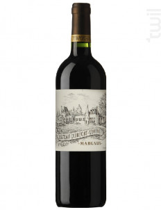 Château Durfort-Vivens - Château Durfort-Vivens - 2016 - Rouge