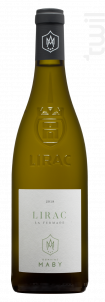 La Fermade - Domaine Maby - 2019 - Blanc